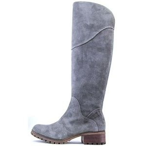 Lucky Brand Wide Calf Over the Knee Boots